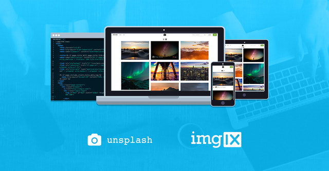 Unsplash Facebook Ad