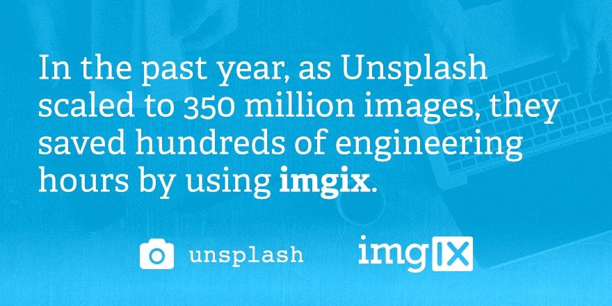 Unsplash Twitter Ad