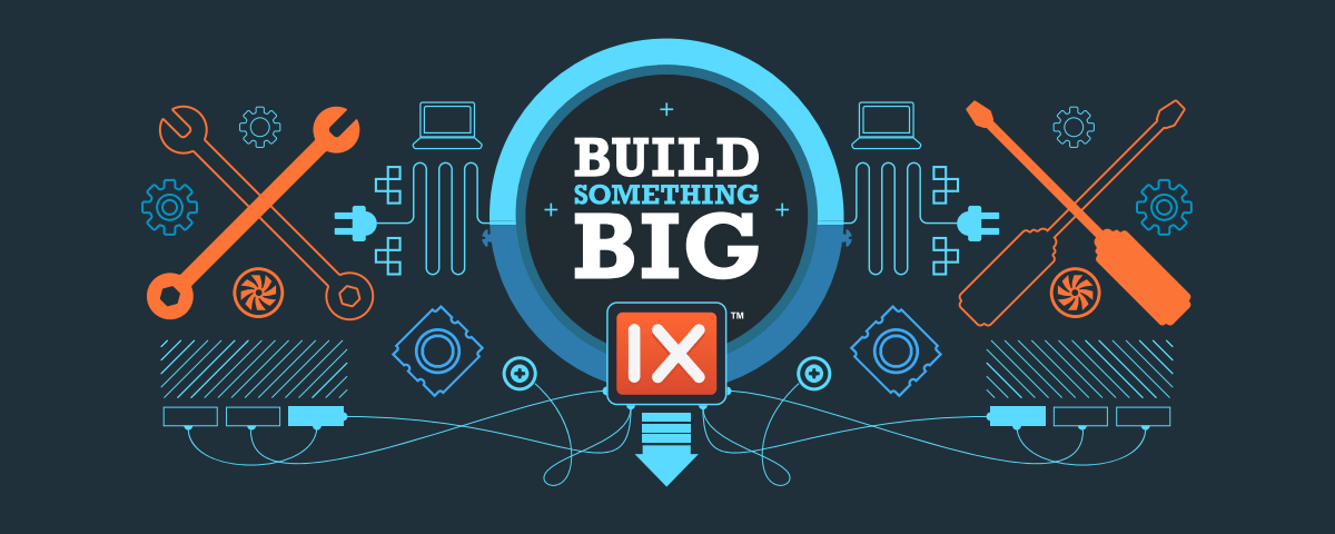 Build Something Big Graphics