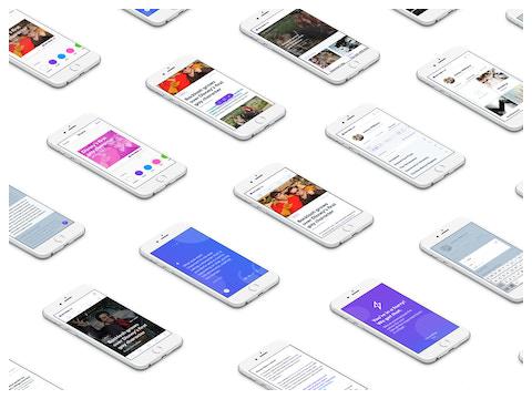 Mobile App Prototyping, 2017