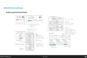 Project Deck - Sketches